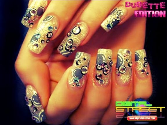 how to get used to artificial nails