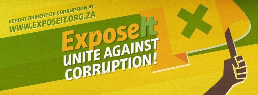 Expose it - banner