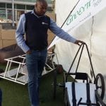 Derrick Chaane from The South African National Space Agency (SANSA) is sharing his thought on the positive impact of the GreenpowerZA initiative on young learners today and how privileged they are to part take in a challenge where they get hands-on experience in the engineering industry.