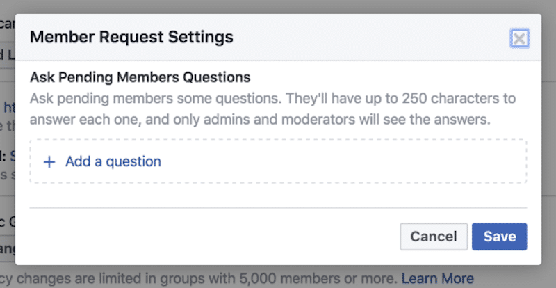 how to set up groups in facebook